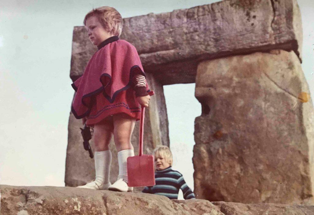 Stonehenge, 1971