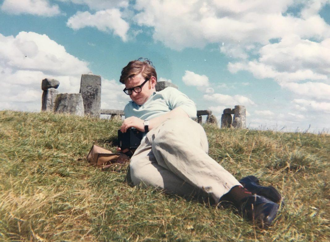 Stonehenge, 1968