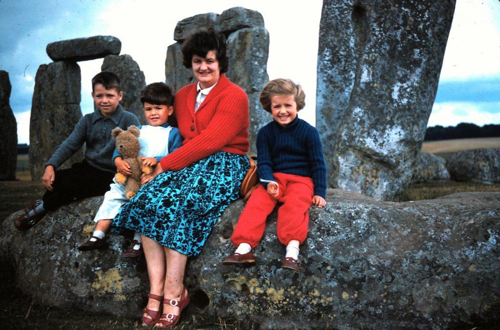 Stonehenge, 1962