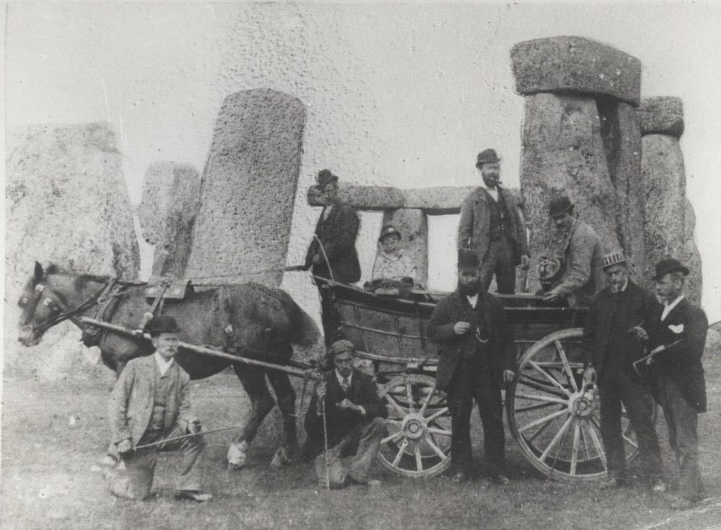 Stonehenge, 1890