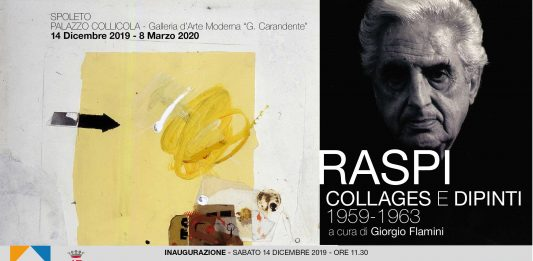Raspi: collages e dipinti 1959-1963
