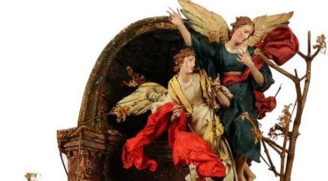 Capolavori del Presepe napoletano del Settecento dalla Collezione Bordoni