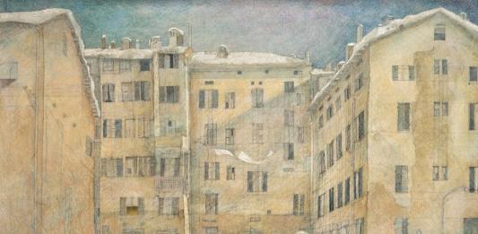 Alessandro Palladini – Sentieri Visibili e Invisibili