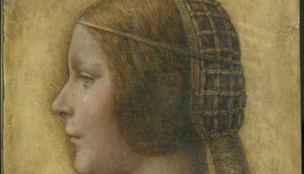 """La Bella Principessa, il disegno di """"Leonardo"""" che Shaun Greenhalgh afferma aver prodotto"""