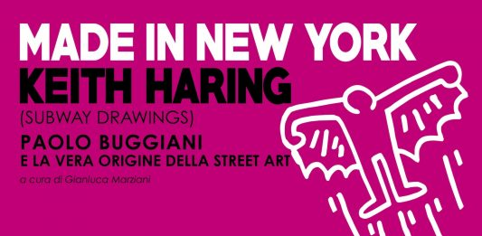 Made in New York. Keith Haring (Subway drawings) Paolo Buggiani e la vera origine della Street Art
