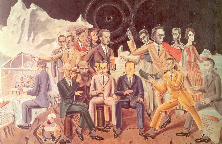 de chirico surrealisti