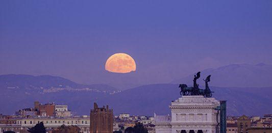 Gianluca Masi – Carpe Sidera. La meraviglia del cielo sulla bellezza di Roma