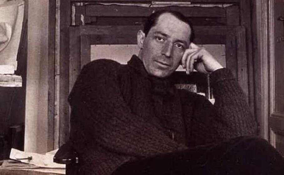 Umberto Boccioni nel 1915