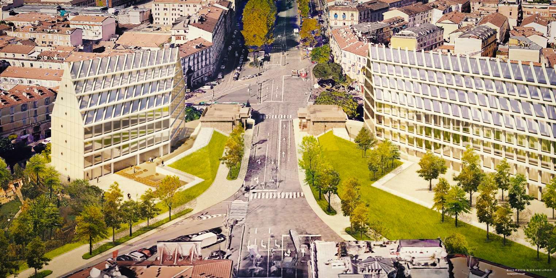 15 Architetti Famosi 15 milioni per il nuovo museo della resistenza. a milano