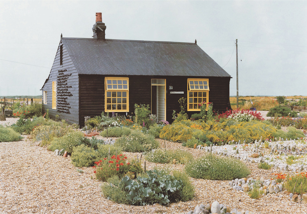 Il giardino di Derek Jarman. Prospect Cottage. © 1995 Howard Sooley