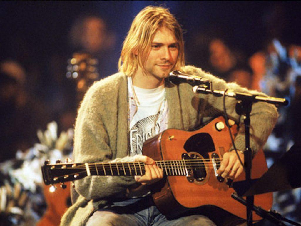 Kurt Cobain, MTV Unplugged 1993