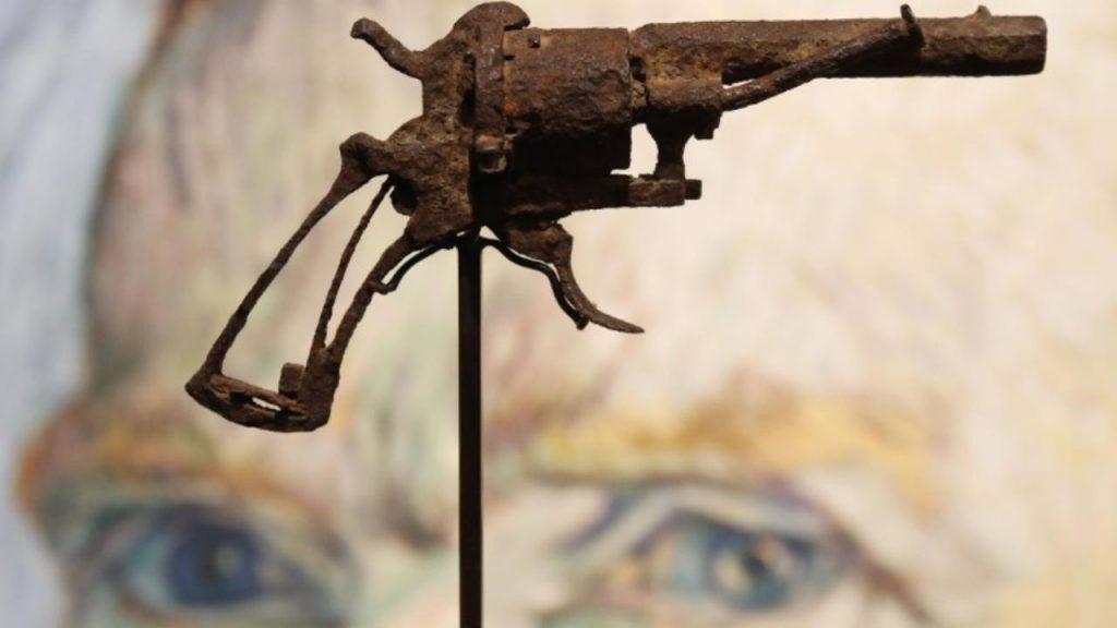 La pistola del colpo mortale per Vincent Van Gogh, all'asta