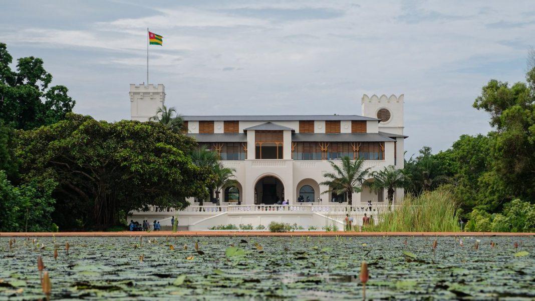 Il Palais de Lomé