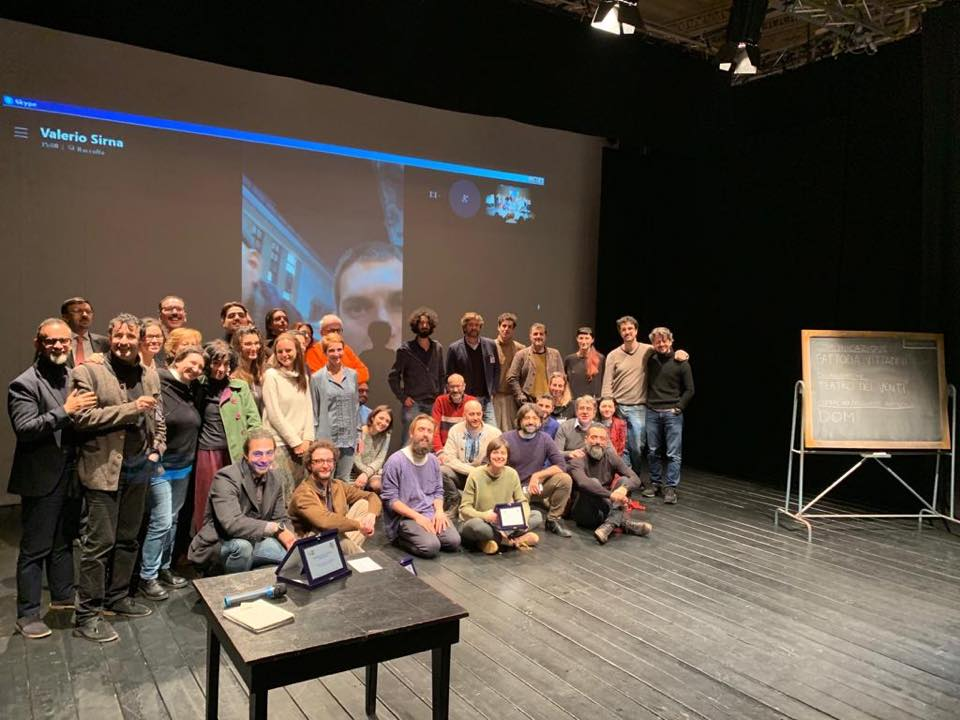 I vincitori del Premio Rete Critica 2019
