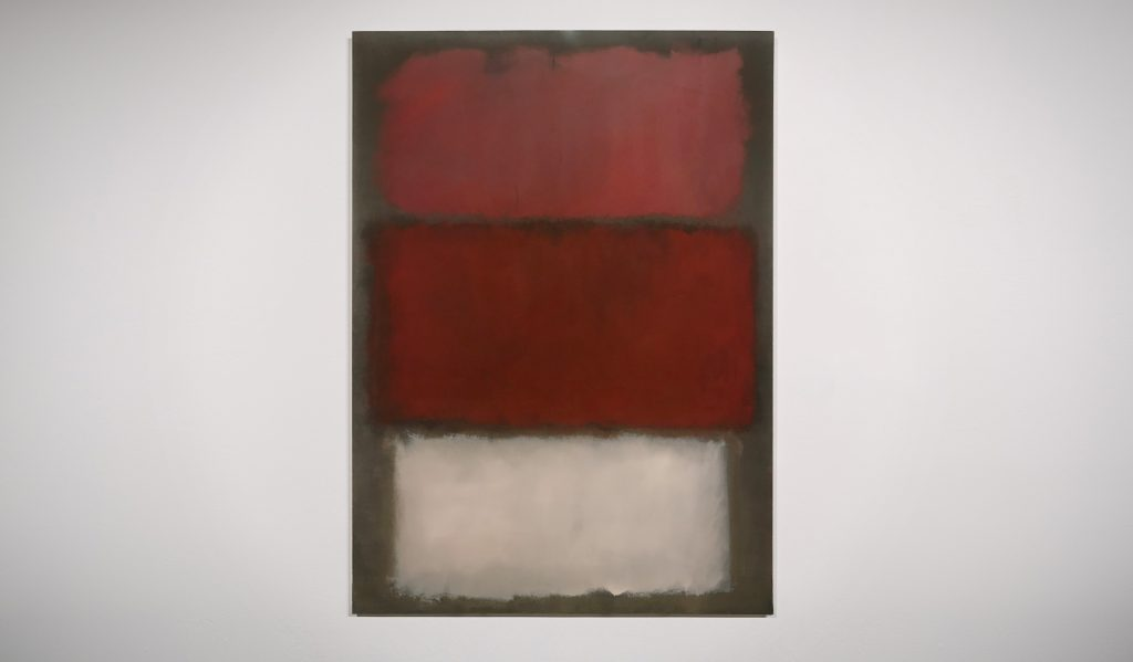 "Mark Rothko, ""Untitled"", 1960"