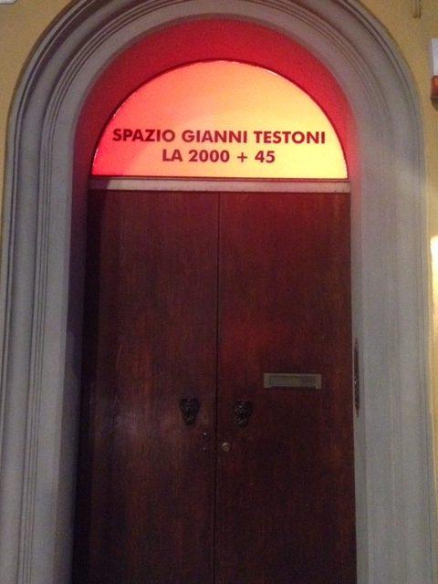 Lo Spazio Testoni a Bologna