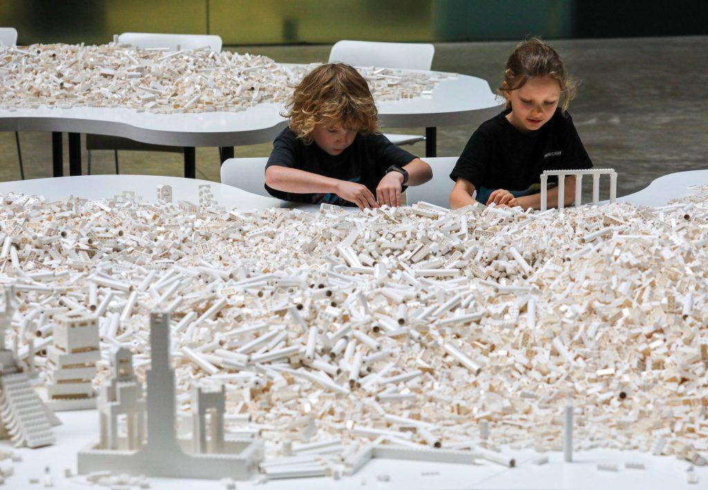 Il progetto di Eliasson per Fondazione Trussardi