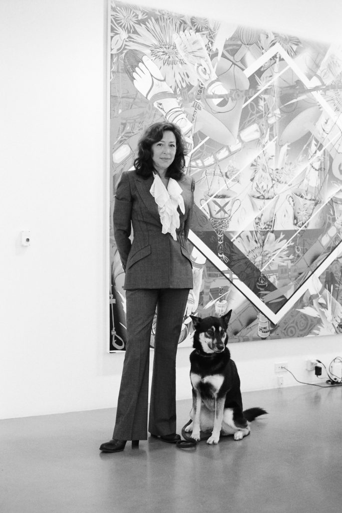 WALEAD BESHTY Gallery President (Presidente di Galleria), Los Angeles, California, December 7, 2010 2010 courtesy of the artist and Regen Projects, Los Angeles © Walead Beshty