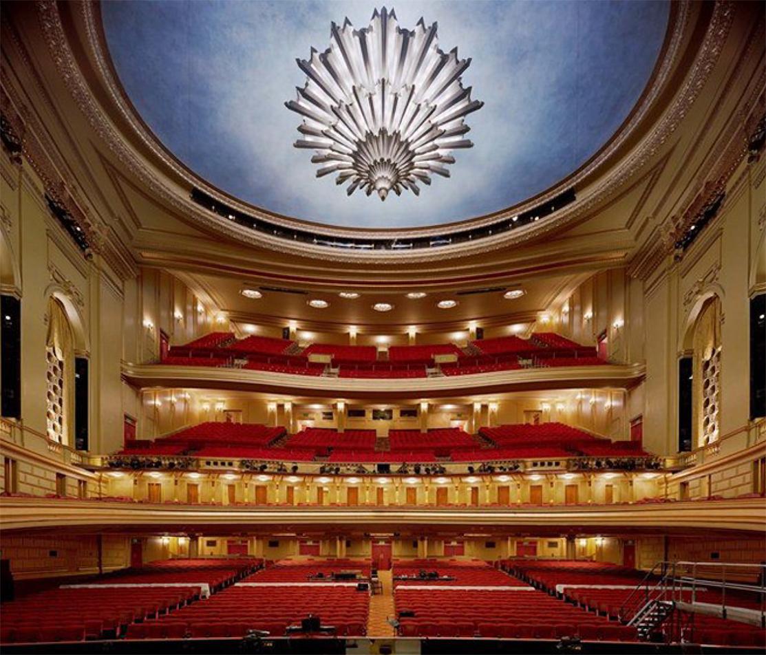 Borse di studio 2016-2017, Fondazione Adolfo Pini; San Francisco Opera House; Nadia Ferranti (Courtesy: Fondazione Adolfo Pini)