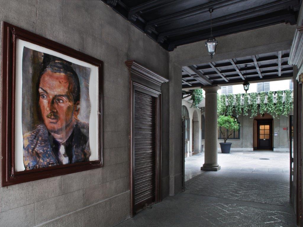 La Fondazione Adolfo Pini a Milano (Courtesy: Fondazione Adolfo Pini)