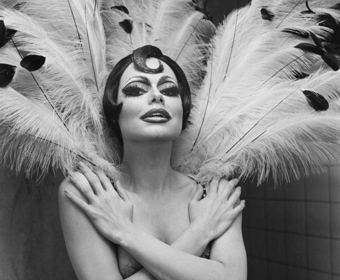 "André Gelpke, Senza titolo, dalla serie ""Sesso, teatro e carnevale""/Untitled, from the series ""Sex Theater und Karneval"", 1980 © André Gelpke / Switzerland"