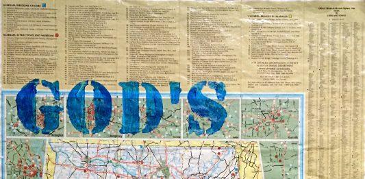 Andrea Costa – Maps. Attraverso le Stelle d'America