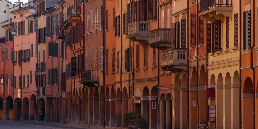 Portici di Bologna per l'Unesco