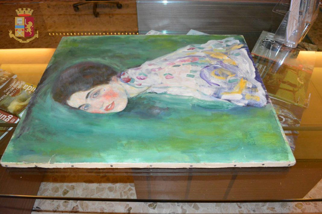 Opera di Klimt rubata a Piacenza