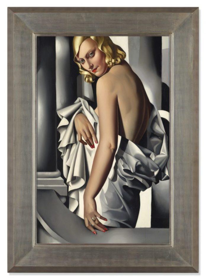 Tamara de Lempicka christie's