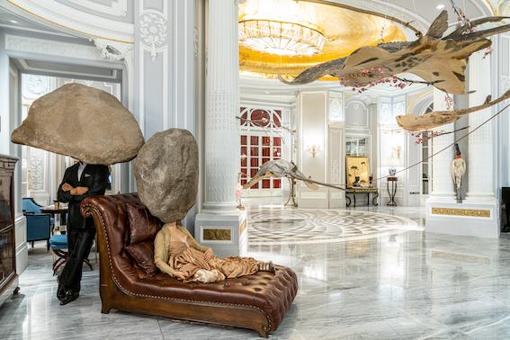 Galleria Continua a Roma