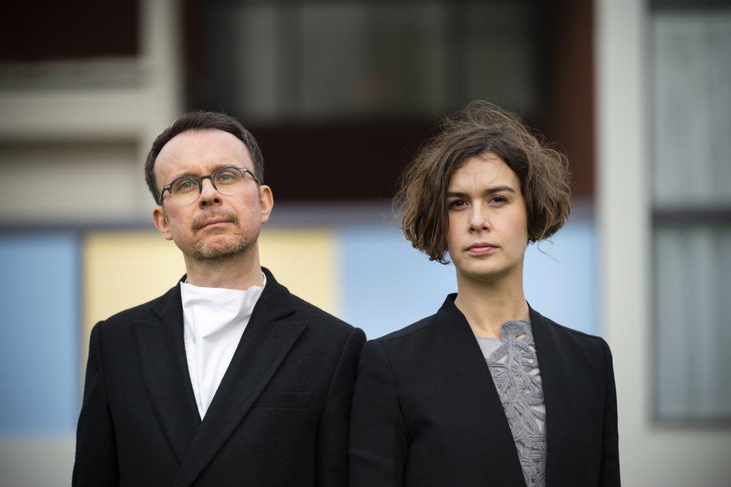 Simone Menegoi e Gloria Bartoli