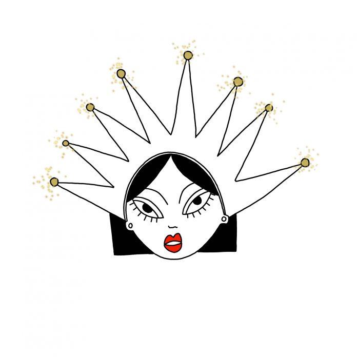 Emma Allegretti - I am the queen (Courtesy of the artist)