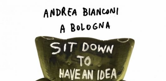 Andrea Bianconi – Sit down to have an idea