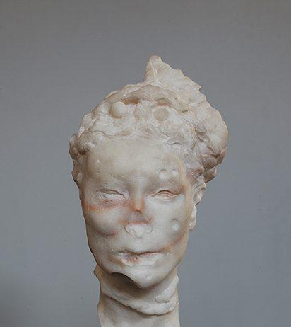 Nicola Samorì – Black Square