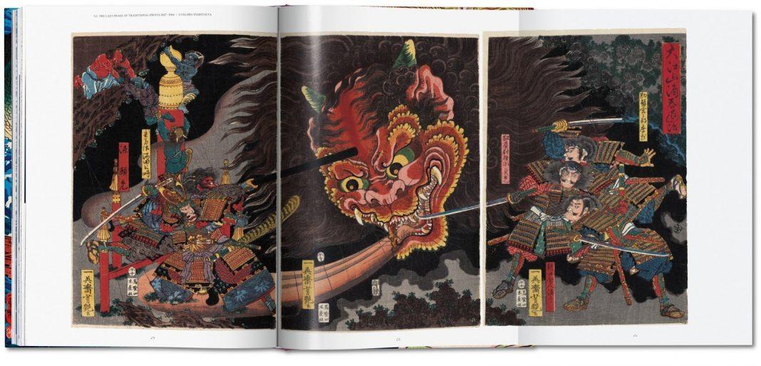 Il nuovo volume Taschen, dedicato alla stampa giapponese