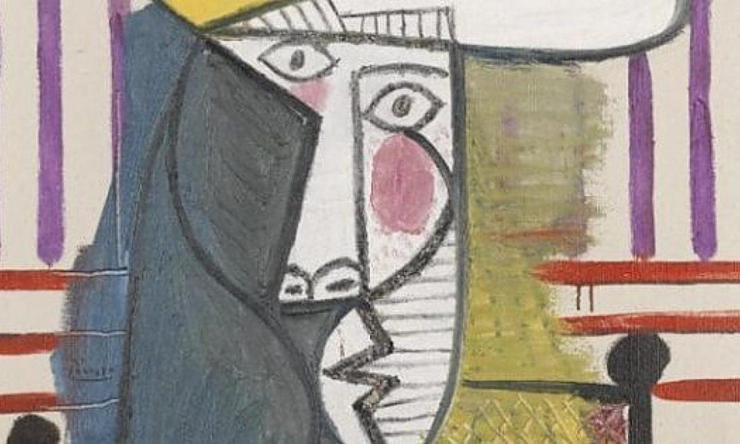 l'opera di picasso vandalizzata alla Tate Modern
