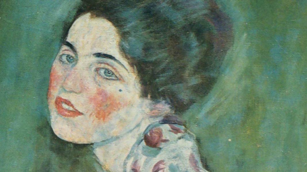 Opera di Gustav Klimt ritrovata a Piacenza