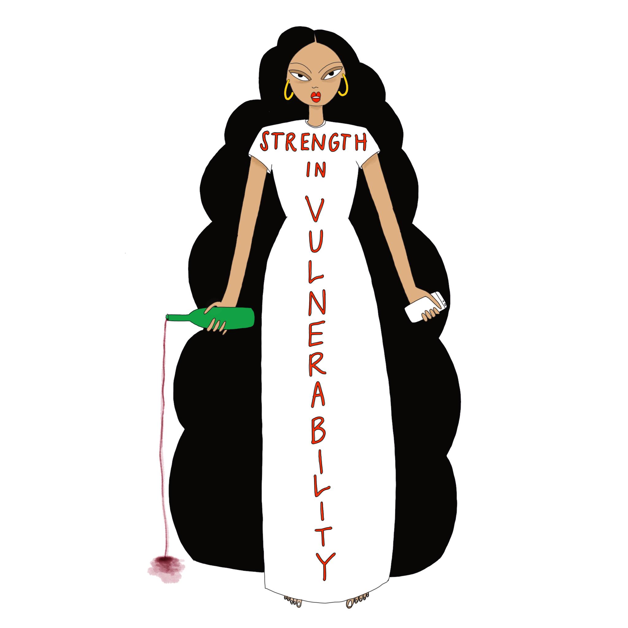 Emma Allegretti - Vulnerability (courtesy of the artist)