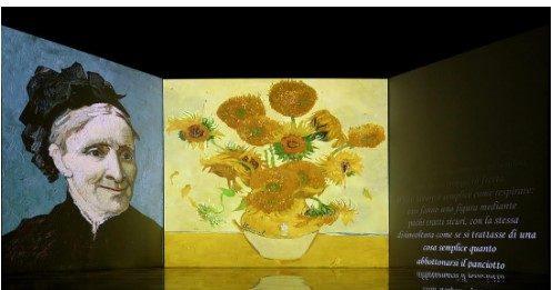 Vincent Van Gogh – Multimedia & Friends