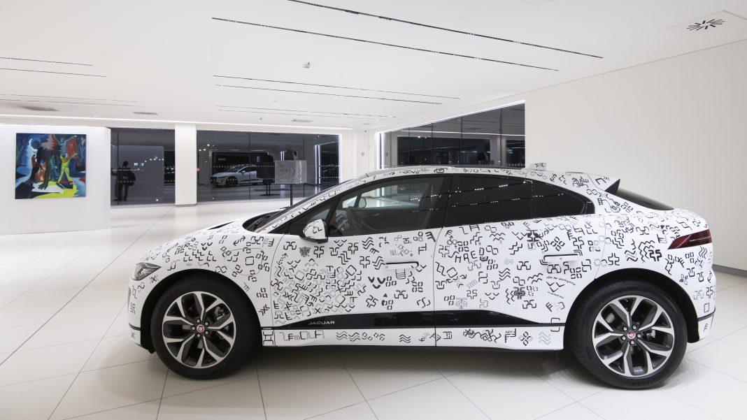 Jaguart a Torino