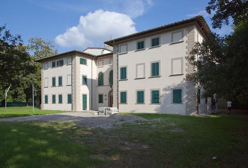 Villa Pacchiani a Santa Croce sull'Arno