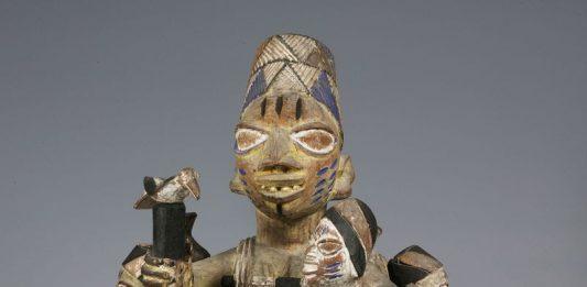 Migrating Objects.  Arte dall'Africa, dall'Oceania e dalle Americhe nella Collezione Peggy Guggenheim