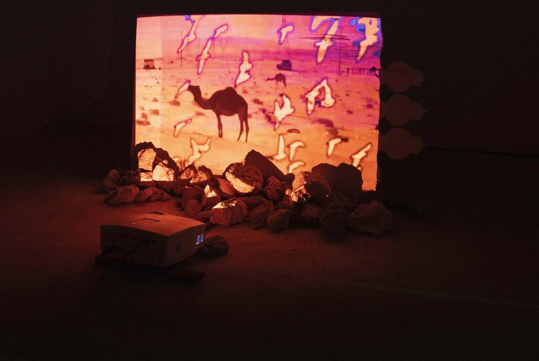 © Mohammad Alfaraj, HEAT, 2019. 'I Love You, Urgently', 21,39 Jeddah Arts, 28 January – 18 April 2020. Photo: Ashwin Gohil and Hussain Rangwala, Canvas magazine. Commissioned by Saudi Art Council