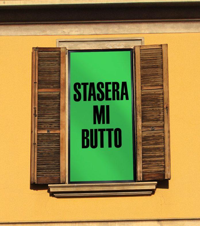 l'opera di SHITIMLOVINIT per Milano Fashion Week