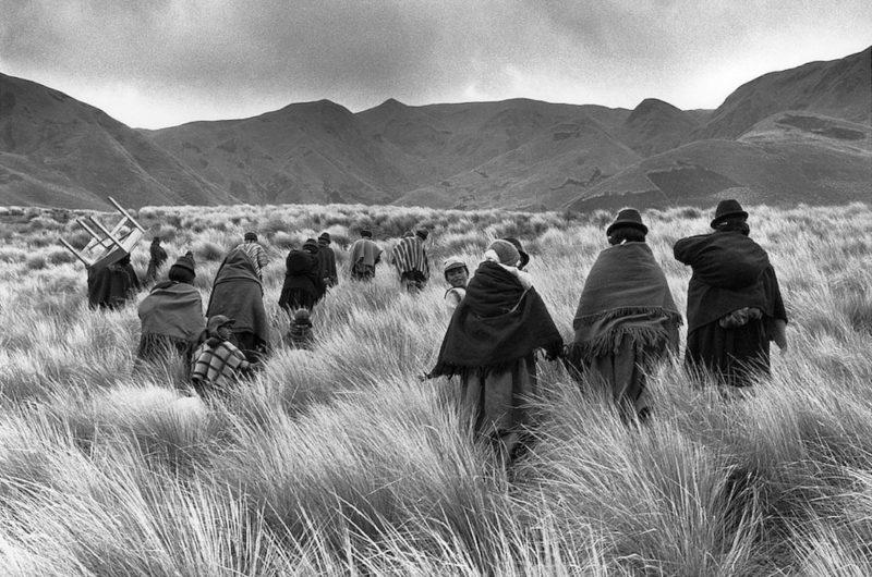 Ecuador, 1982 © Sebastião Salgado / Amazonas Images / Contrasto