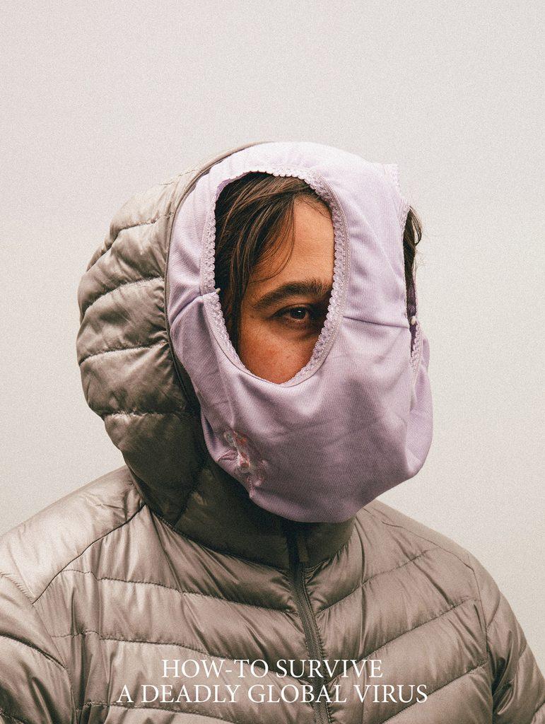 maschera antivirus in tedesco