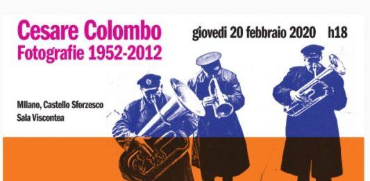 Cesare Colombo – Fotografie (1952-2012)