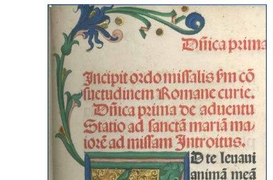 Biblioteche riscoperte. Ab artis inventae origine