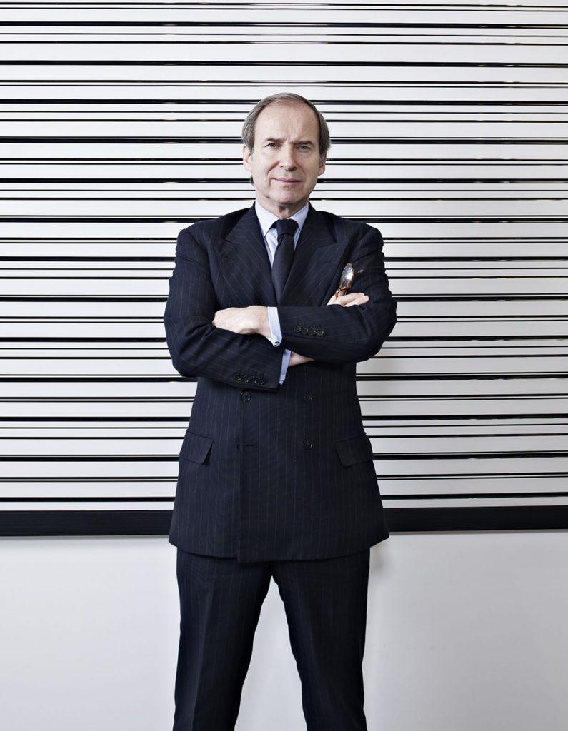 Simon De Pury, direttore di Newlands House