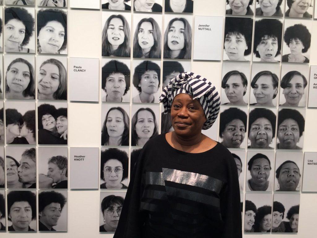 Sonia Boyce, per la Gran Gretagna alla Biennale di Venezia
